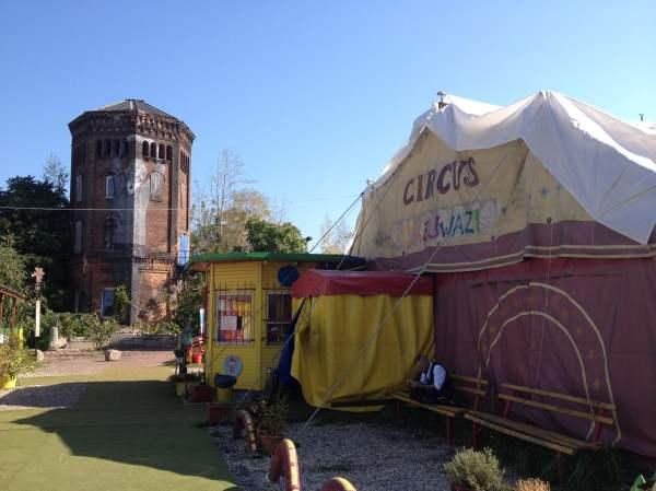 A la Berlin Music Week, le Swiss Business Mixer s'est installé sous la tnte du cirque Cabuwazi
