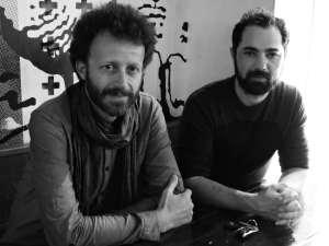 Nicolas Masson et Basel Rajoub