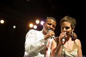 Dicko Fils et Sylvie Bourban